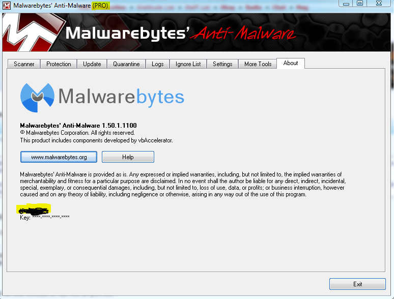 buy malwarebytes lifetime license